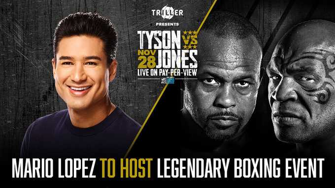 Mario Lopez to host